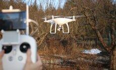 DJI uue drooni Phantom 4 üks ägedamaid võimalusi on jälitamisvõime.