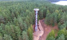 Неизвестная Литва: башни, родели и лабиринты
