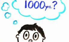 VIDEO: Milline võiks inimene tuhande aasta pärast välja näha?