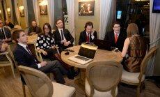 FOTOD: Sotsiaaldemokraadid peavad rahulikku tulemusootusolengut digividinate seltskonnas!