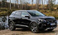 Uus Peugeot 3008: Põnevatesse kohtadesse seiklema, ilma turundusplärata, päriselt!