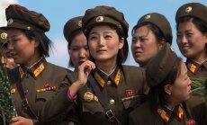 Женщины в армии КНДР: изнасилования, антисанитария и голод