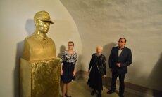Harald Nugiseksi kuju avaminine Laupa põhikoolis