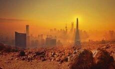 """В Дубае будет построен """"марсианский город"""""""