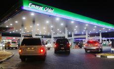 Kütuse hind lakke: araablased saavad bensiinihinna šoki