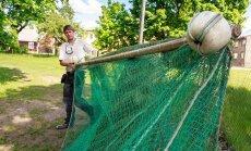 Euronõue on seadus. Inspektsioon katkestas Pärnu lahes kalapüügi