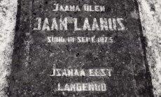 Mälestust 1924. aasta 1. detsembri mässust hoiavad ka Nõmme kalmistud