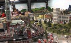 Miljon külastajat aastas: Mudelrongide, -lennukite, -laevade ja -autode imedemaa Hamburgis