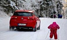 Accelerista proovisõit: Eestimaa talves ellujääja, Opel Astra K