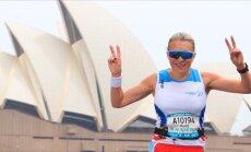 Viimase 11 kuuga on Ingrid Morrison läbinud üle 2500 km ning viimase kaheksa kuu jooksul jooksnud viis poolmaratoni, neli täismaratoni ja ühe ultramaratoni.