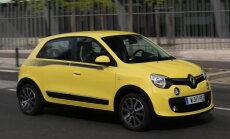 Renault Twingo RS jääb tulemata, sest mootor ei mahu ära