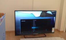 FOTO: Euronicsist soetatud teleri ekraanil laius suur mõra. Pood süüdistas klienti