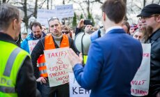 Politseile esitati poolsada väärteoteadet sõidujagamisteenust pakkuvate juhtide vastu