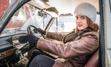 MINU AUTO: näitleja Piret Krummi valge VAZ 2101
