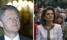Raamat: Bill Clinton üritas 60. eluaastates Jackie Kennedyt ära võrgutada