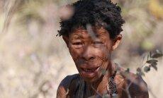 Miks bušmanid ei sarnane teiste aafriklastega?
