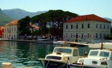TRAHV KUNI 700 EUROT: Horvaatia kuurortlinn võitleb purjus ja poolalasti turistidega