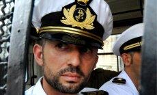 India ülemkohus otsustas tapmises kahtlustatava Itaalia laevakaitsja koju lubada