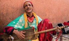 Liiv, tuul ja tassike münditeed Marokos