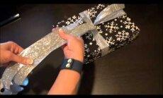 10 videot, mis õpetavad ka kõige käpardlikuma käsitöölise kingitusi pakkima
