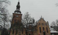 ФОТО читателя Delfi: Где венчаются короли Норвегии