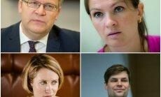 Kes on järgmine välisminister: Paet, Sulling, Kallas või Palling?