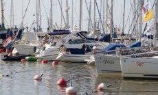 Vaata täispikkuses: ülekanne Muhu Väina regatist, Pärnu laht on täis uhkeid purjelaevu