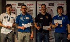 Piljardi Eesti Meistriliiga teise etapi võitis EM-medalit püüdev Denis Grabe