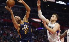 Clippers ja Raptors kindlustasid koha NBA play-off'is