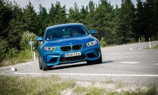 Motorsi proovisõit: BMW M2 - pole see mingi rullnoka lustikummut