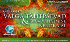 Õpituba toimub PÜHAPÄEVAL, 9. MÄRTSIL kell 14-18 Tallinnas, Puuetega Inimeste Kojas