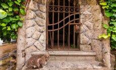 Христианские склепы и гробницы мусульманского Азербайджана