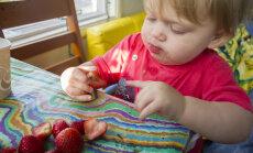 Kuidas kujundada väikelapseeas tervislikke söömisharjumusi?
