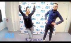 Танцы на SKY Радио: кто танцует круче?