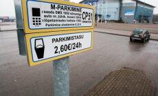 Tasuline parkimine