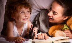 Sa oled oma lastele unejuttu valesti lugenud! Teadlane õpetab, kuidas seda õigesti teha!
