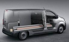 Peugeot Expert: Esimene pääsuke pakikandjate kolmikust