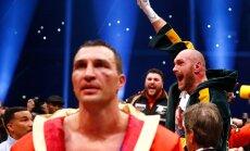 Tyson Fury vs Vladimir Klitško