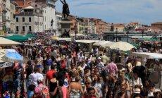 Венеция намерена жестко бороться с наплывом туристов