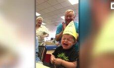 Ülinaljakas VIDEO: Isegi kõige pisematel meist on suur probleem vananemisega!