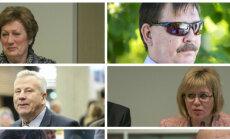 ГРАФИК: Вице-мэры Таллинна зарабатывают значительно больше премьера Рыйваса и президента Ильвеса