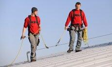 Katusepollar tagab katusel turvalisuse