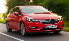 Palju õnne meile! Eesti Aasta Auto 2017 on Opel Astra