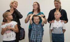 Kadrioru Saksa gümnaasiumis saadakse mängu kaudu tuttavaks nii laste kui vanematega.