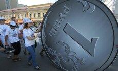 Keskpank usub, et Venemaalt voolab tänavu välja 58 miljardit dollarit.