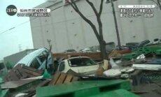Jaapani uued maavärinad andsid sealsetele autotootjatele valusa müksu
