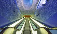 Самые красивые станции метро в мире
