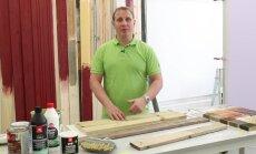 VIDEO: Vaata, kuidas puitpinnad mustusest puhtaks saavad!