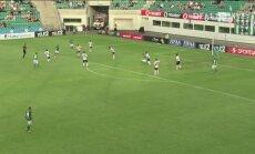 DELFI VIDEO: Prosal ei õnnestu palli tühja väravasse lüüa