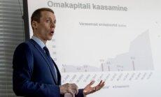 Erkki Raasuke LHV IPO briifingul